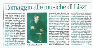 """La Stampa"", 28 Aug. 2010"
