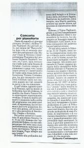 La Fedelta 19 Dec 2002