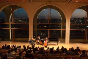 Trio Respighi in Concert Brigham Young University Jerusalem