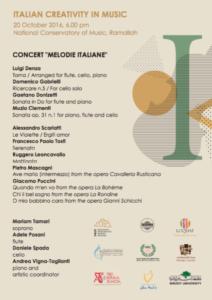 Italian Creativity in Music